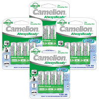 Camelion NH-AA1000ARBP4 *4 PACK  Rechargeable Battery