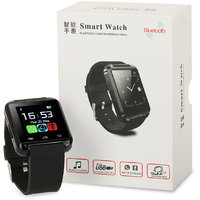 Bluetooth Smart Wrist Watch Touch Screen Phone Mate For Android Smart Phone  IOS