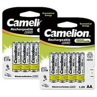 Camelion  NC-AA800BP4 *2 PACK  Rechargeable Battery