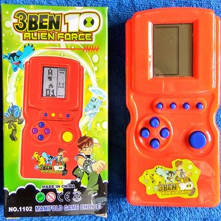 Ben 10 Brick Game For Kids Toys Available At ShopClues Rs99