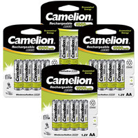 Camelion  NC-AA1000BP4 *4 PACK  Rechargeable Battery