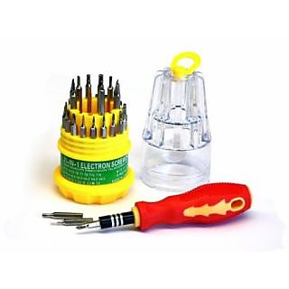 Jackly 31 Piece Magnetic Tool Screwdriver Kit