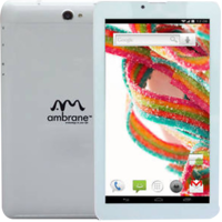 Ambrane 3G Calling Dual Sim Tablet   A3 7 Plus Duo With Absolutely Free 5V 1.2W Portable Flexible USB LED Light Lamp