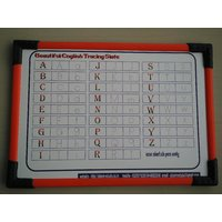 Word, Letter  Number learning  Handwriting practice Slate Combo of 3-English, Marathi (Hindi/Devanagari)  Plain