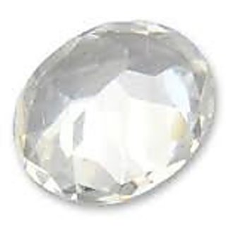 Jaipur gemstone 3.00 ratti zircon Natural Certified Stone