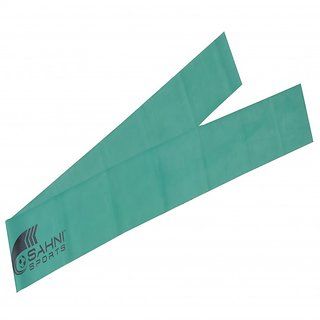 Exercise Resistance Stretch Band Medium Green