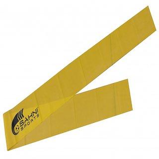 Exercise Resistance Band Medium Premium Yellow