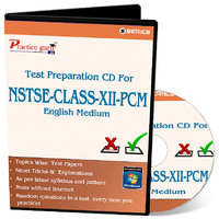 Test Preparation CD For NSTSE Class 12 (PCM)