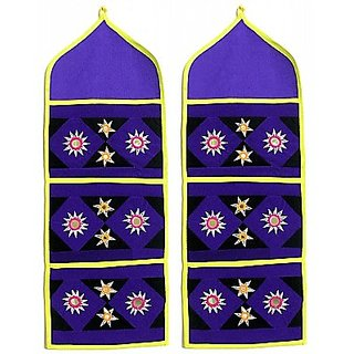 Meet Creative Wall Hanging 3 Pockets-Combo 3 Pc