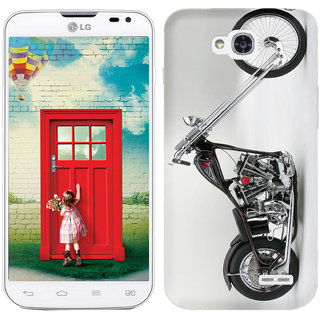 WOW Printed Back Cover Case for LG L90
