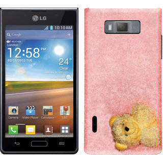 WOW Printed Back Cover Case for LG Optimus L7 P705