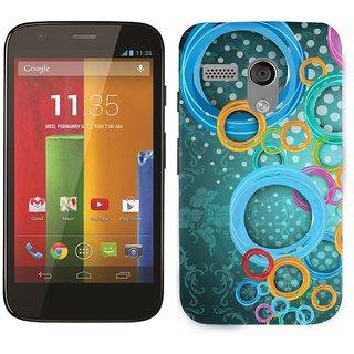 WOW Printed Back Cover Case for Motorola Moto G XT1033