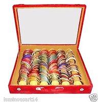 Atorakushon 6 roll rod wooden bangles box jewelery box jewellery box Chudi Box