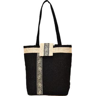 Saffron Craft Handloom Handbag