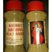 Radhey Krishna Tea Masala - 200 Gm [4 Bottles Of 50 Gm Each] - FREE SHIPPING