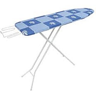 Metroz Imported Light Weight Ironing Board Iron Table Press Table 18 X 48 Inch available at ShopClues for Rs.1159