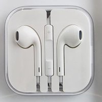 IPhone 5 Ear Pods With Remote And Mic AUX Cable Free - 2755030