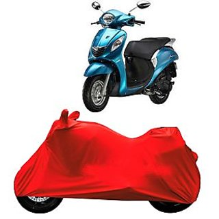 100 Waterproof Bike Body Cover for Yamah Fascino