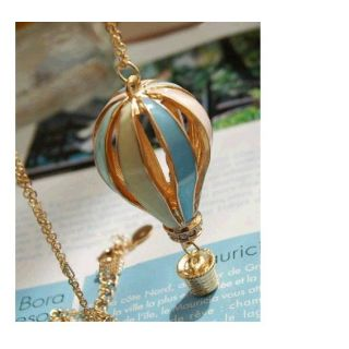 NEW!! Fashion Personality Balloon Necklace Pendant With Chain!