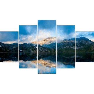 5 Panel WallDecor - MDF500-91
