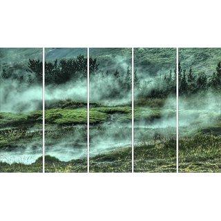 5 Panel WallDecor - MDF5BIG-24