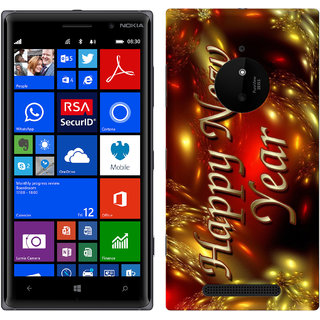 WOW Printed Back Cover Case for Nokia Lumia 830