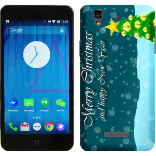 WOW Printed Back Cover Case for Micromax Yu Yureka Plus