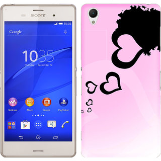 WOW Printed Back Cover Case for Sony Xperia Z3