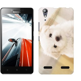 WOW Printed Back Cover Case for Lenovo A6000
