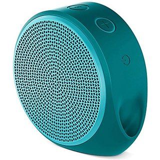 X100-Mobile-Wireless-Speaker-Turquoise
