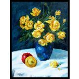 Painting Flower And Fruit Print Out