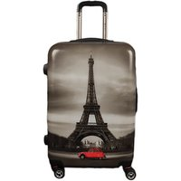 Novelty Trolly Poly24 Check-in Luggage - 24         (Multi)