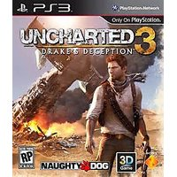 Uncharted 3 - Drake's Deception (PS3)