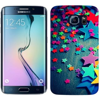 WOW Printed Back Cover Case for Samsung Galaxy S6