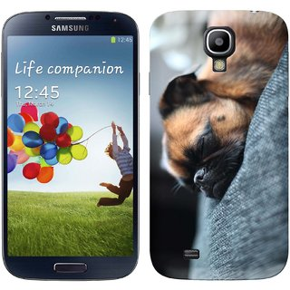 WOW Printed Back Cover Case for Samsung Galaxy S4