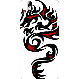 WOW Printed Back Cover Case for Infocus M810