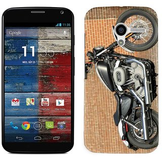WOW Printed Back Cover Case for Motorola Moto X