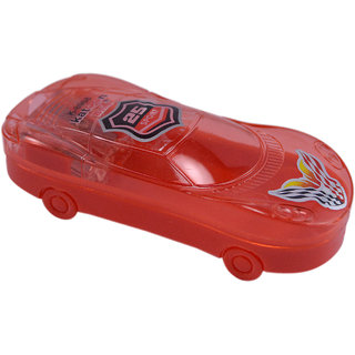 Saamarth Impex Toy Car Design Sharpner With Chip Case SI-055