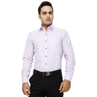 Regalfit Purple Formal Shirt