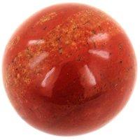 302 Ct  Red Jasper  Gemstone Healing Ball