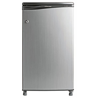 Electrolux 80 Litres ECL093SH Direct Cool Refrigerator (Metallic Silver)