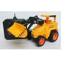 No.6805SE Wired RC Radio Remote Control Excavator Truck Car Toy Game Fun Gift
