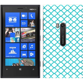 WOW Printed Back Cover Case for Nokia Lumia 920
