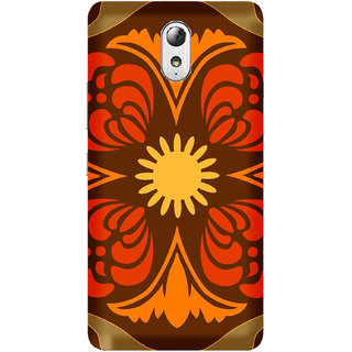 WOW Printed Back Cover Case for Lenovo Vibe P1m
