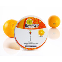 RevAyur Orange Face Scrub (200 Gm)