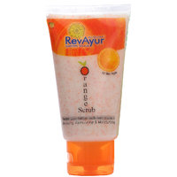 RevAyur Orange Face Scrub (75 Gm)