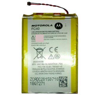 Motorola FC-40 FC40 FC 40 Battery For Motorola MOTO G (2015) 3RD GEN XT1548 2470 mAh 3.8V