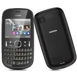 Ultra Clear Nokia Asha 200 Screen Scratch Protector Guard