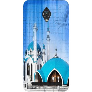 WOW Printed Back Cover Case for Asus Zenfone Go