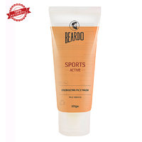 Beardo Sports Active Wild Berries Energizing Face Wash 100 gms
